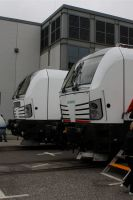 Innotrans 2010 - Vectron MS+DE by ZCochrane