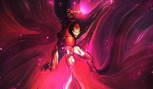Iron Man Smudge by BlooFalls
