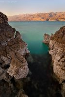 between the rocks by ivancoric
