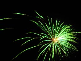 Fireworks 2014 (Photo 2) by SingaWriter