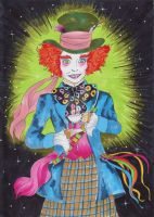 Mad as a Hatter by Lewis-James
