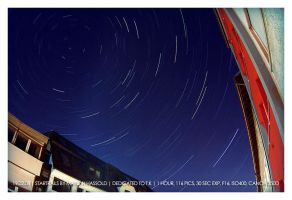 Startrails by Finvara