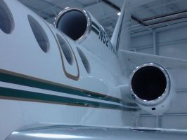 Dassault Falcon 50 by afrolady114