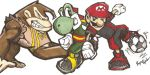 Mario Strikers by Vauz