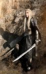 Thranduil cosplay by Jiakidarkness