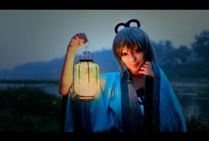 MY Cosplay --Tianyi Luo by CharlotteWarm