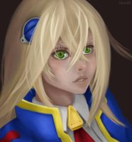 Noel Vermillion by MimsiQQ