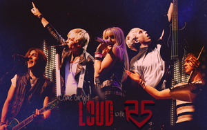 R5 - Loud by Evangelinel