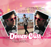 Darren Criss 3.0 by stacytasia
