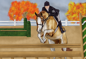 MPL Dutchess hunter hack entry by Wild-Rose-Ranch