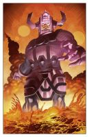 Galactus by judson8