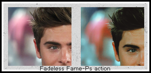 Photoshop Action 5 by fadelessfame