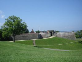 Fort Washington by Archanubis