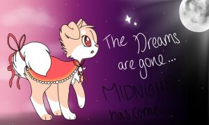 The dreams are gone... Midnight has come .: MDP :. by blazinq