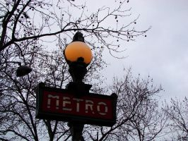 Le Metro by westface2