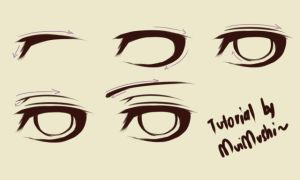 Eyes Tutorial liao~ xD by MuiMushi