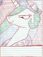 Obey the pencil by themancat