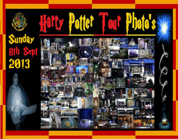 Harry Potter Tour Photo's by misstudorwoman