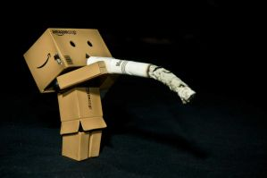 Danbo Straight edge 5 by RyanKim