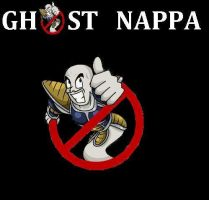 Ghost nappa by i-m-v