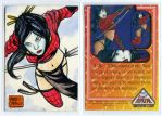 SHI sketch card on a official card by mdavidct