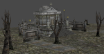 CEMETERY CHURCH by OoFiLoO