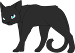 Ravenpaw by MysticMistSong