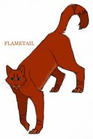 Flametail by Lithestep