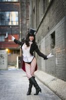 Zatanna by AsheRogue