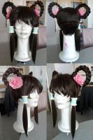 Wig Commission: Leixia by the-sushi-monster