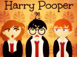Harry Pooper by MIKEYCPARISII