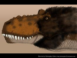Gorgosaurus by Christopher252