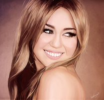 Miley by icha-icha