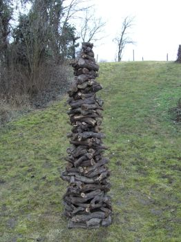 Landart - Tree by PrinceRoy1990