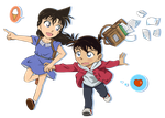 Let's go Shinichi!! by chenchiz