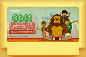 8BIT.CREW by Quiccs