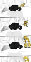 Catformers Comic 1: Hunting by MoonTiger456