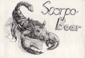 the SCORPOBOAR by BryanHeemskerk