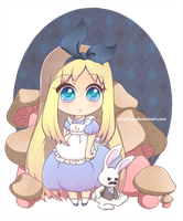 Little Alice by Siripikan