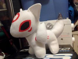 Chibi Amaterasu Plush  For Sale by IrashiRyuu