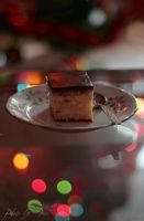 173 - Christmas cheesecake... by AnnaMagdalenaPe