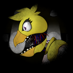 FNaF 2 - Chica by BlindSnipeFreeLancer