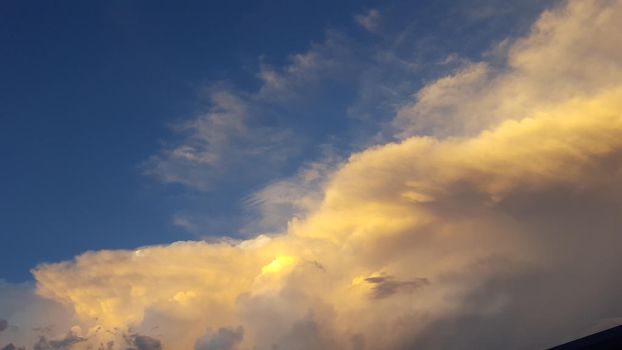 Golden Clouds by FilAm4494