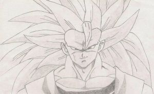 Son Goku by DreamerGirlD
