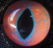 Chupa eye by LilleahWest