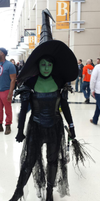 Wicked Witch - Oz the Great and Powerful by Spaced4SimonPegg