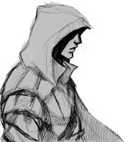 EZIO LOOKING AWESOME by TheBoyofCheese