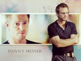 Danny Messer wallpaper by Mira-Shelest