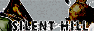 Silent Hill Collection Banner for AlyssaElric by NinjaYuffie16