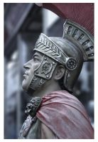 Roman soldier by horrorqueen-ghoulina